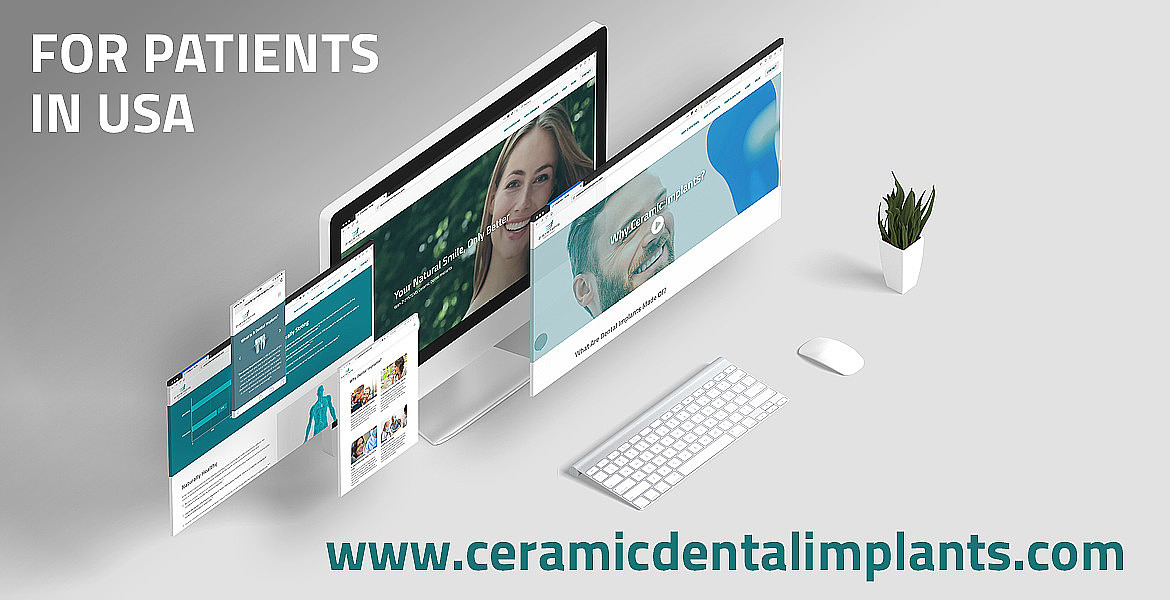 Z-Systems ceramic implants for patients in the USA
