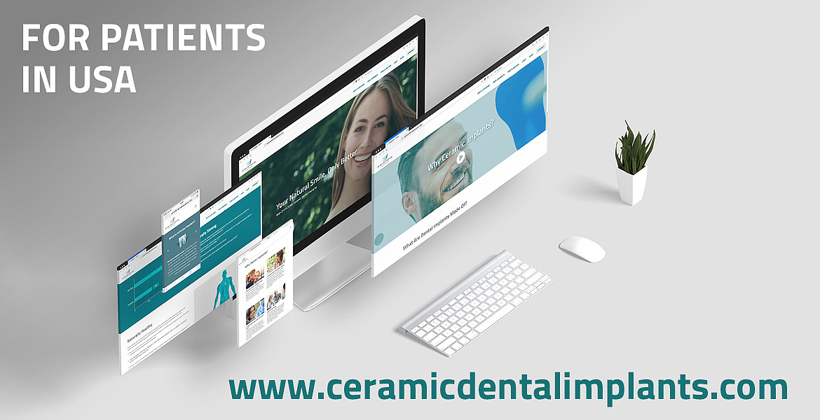 ceramic implants patients USA
